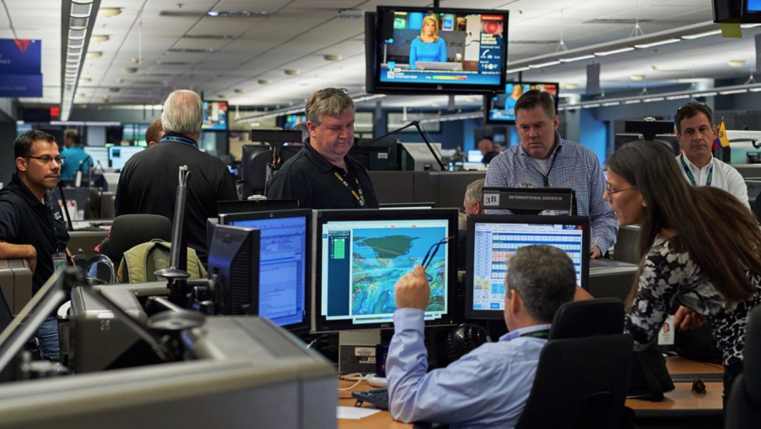 Delta Air Lines beherrscht Stürme