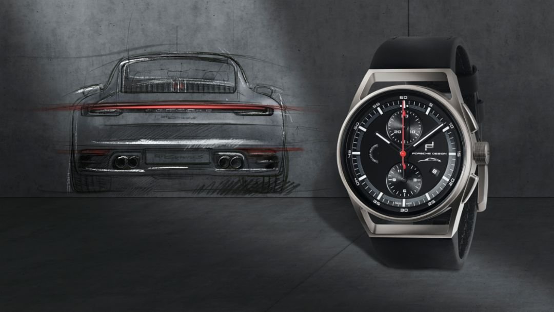 Хронограф 911 Timeless Machine Limited Edition, 2018, Porsche Design Group