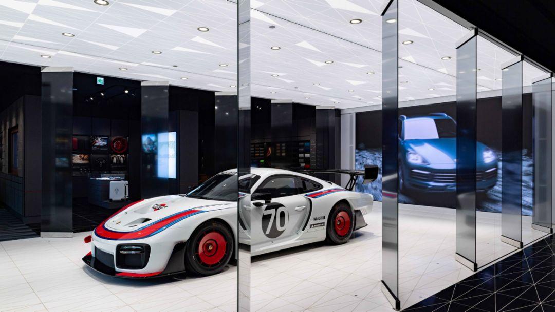 Dritter Standort in Südostasien: Porsche Studio in Taiwan eröffnet