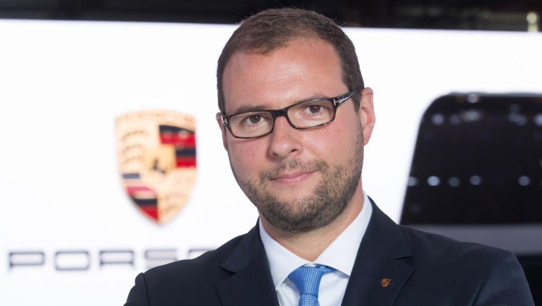 Marc Ouayoun, 2017, Porsche AG