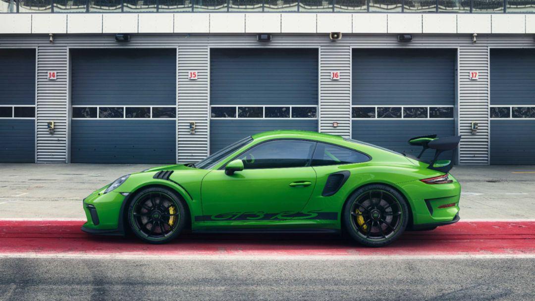 新款911 GT3 RS