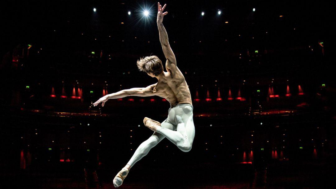 Friedemann Vogel, Balletttänzer, Stuttgarter Ballett, 2019, Porsche AG