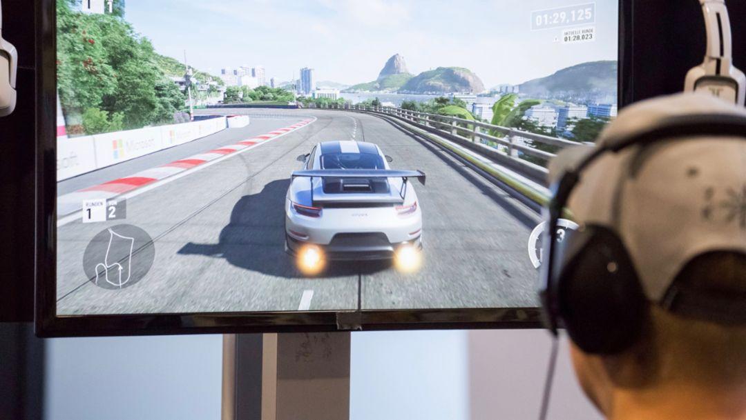 63f561f1741 Forza Motorsport 7 meets Porsche