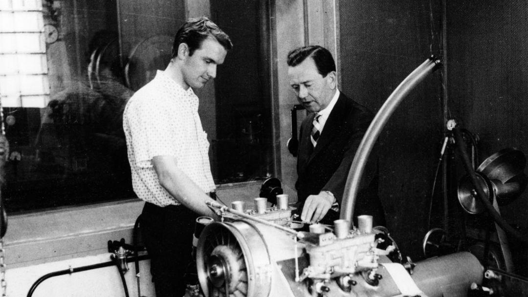 Porsche mourns the death of Ferdinand Piëch