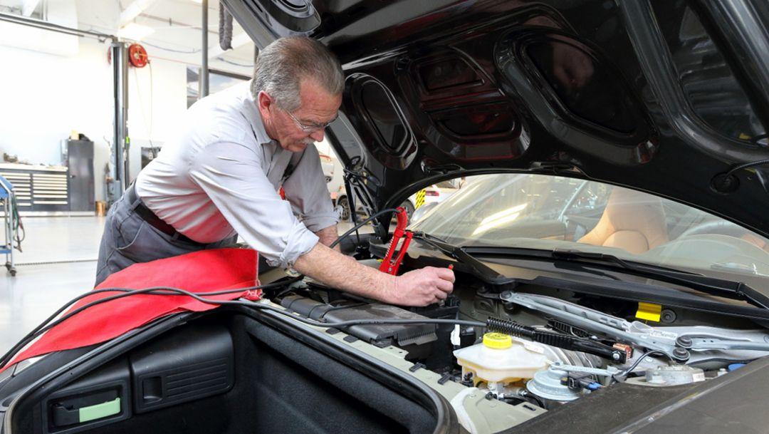 Faithful Service: Half a Century as a Porsche Mechanic