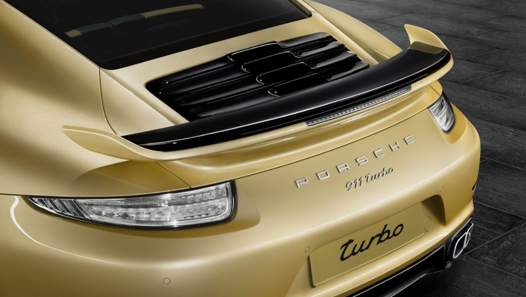 911 Turbo, 2015, Porsche AG