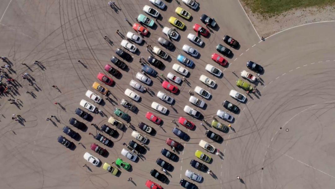 Freunde Luftgekühlter Boxermotoren, Weissach, 2017, Porsche AG