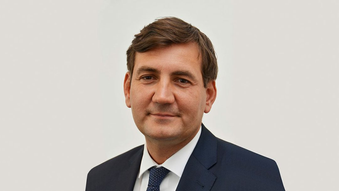 Gunnar Kilian, 2018, Porsche AG