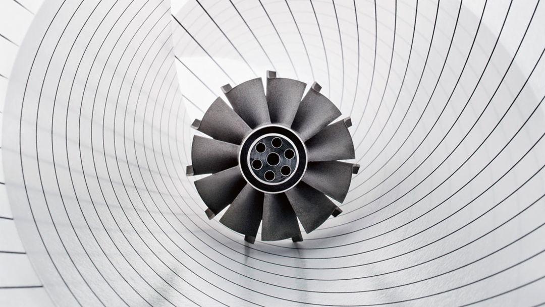 Turbine, 919 Hybrid, 2016, Porsche AG