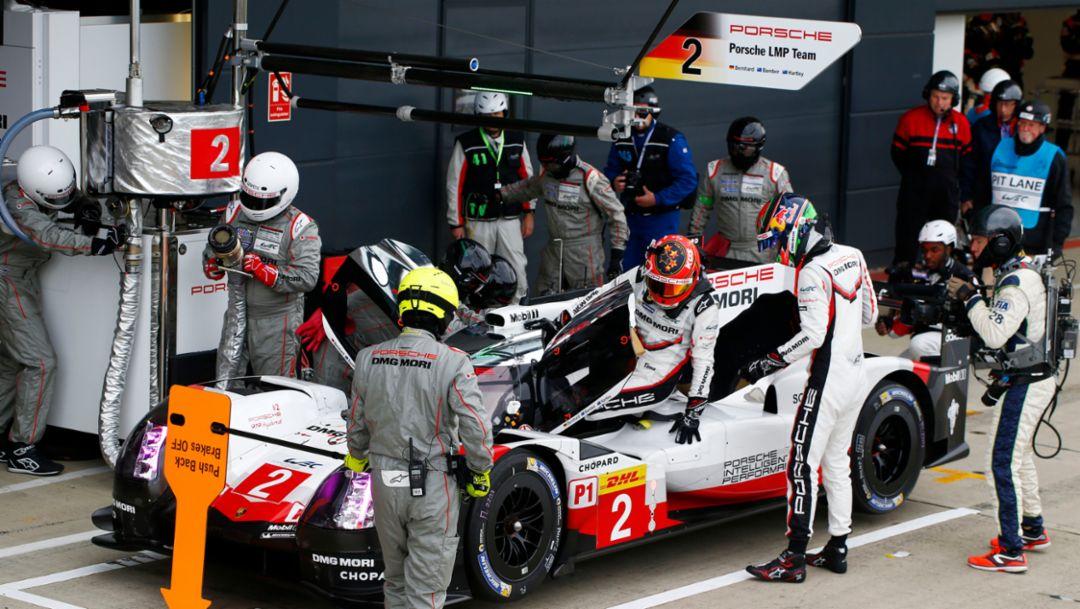 919 Hybrid, Qualifying, WEC, Silverstone, 2017, Porsche AG