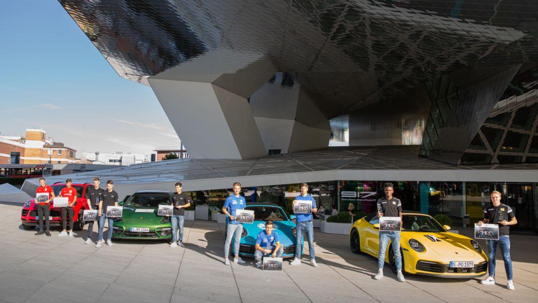 Porsche Turbo Award 2019 für junge Vorbilder