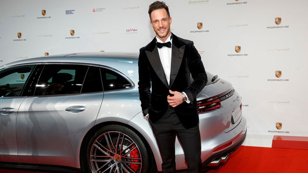 Panamera Sport Turismo, Magic Fox, Leipzig Opera Ball, 2017, Porsche AG