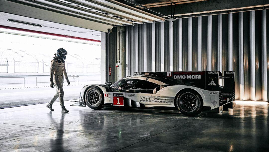 919 Hybrid, 2016, Porsche AG