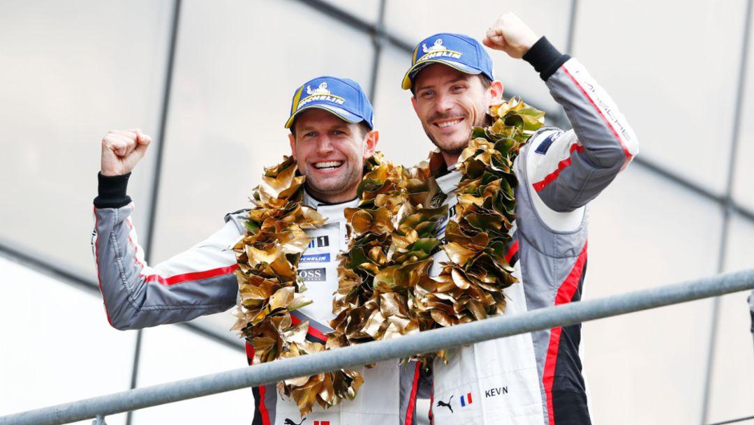 Porsche gana todos los campeonatos de GT en el WEC