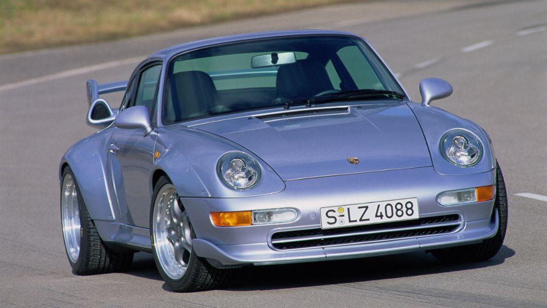 911, Typ 993, Porsche AG