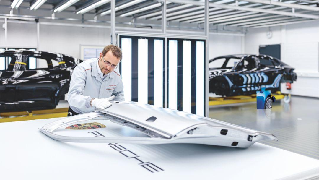 Production Panamera, Leipzig, 2016, Porsche AG