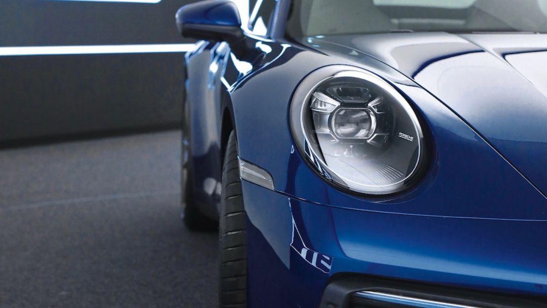 Neuer 911: Knackiger. Sportlicher. Kerniger.
