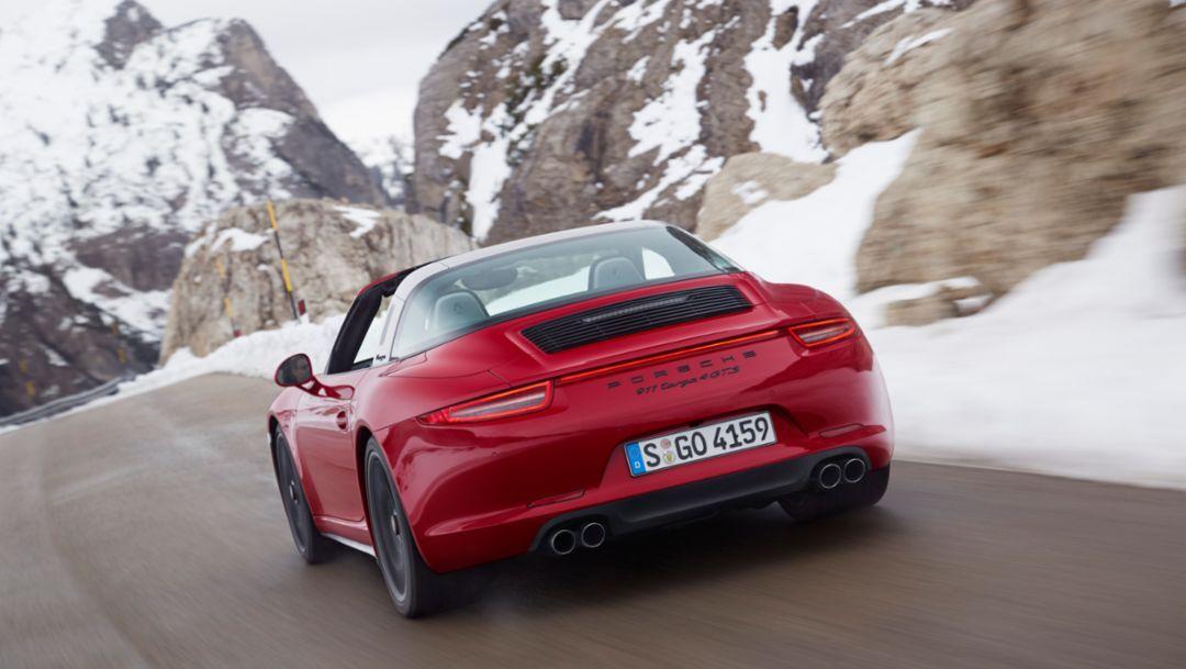 911 Targa 4 GTS, 2015, Porsche AG