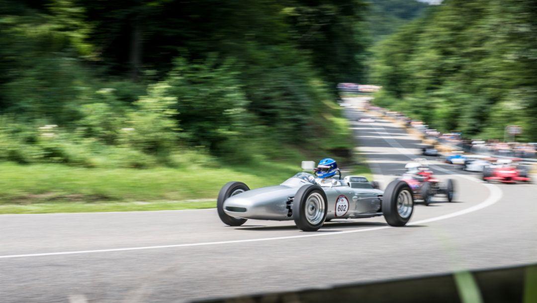 804 Формула-1, Porsche AG