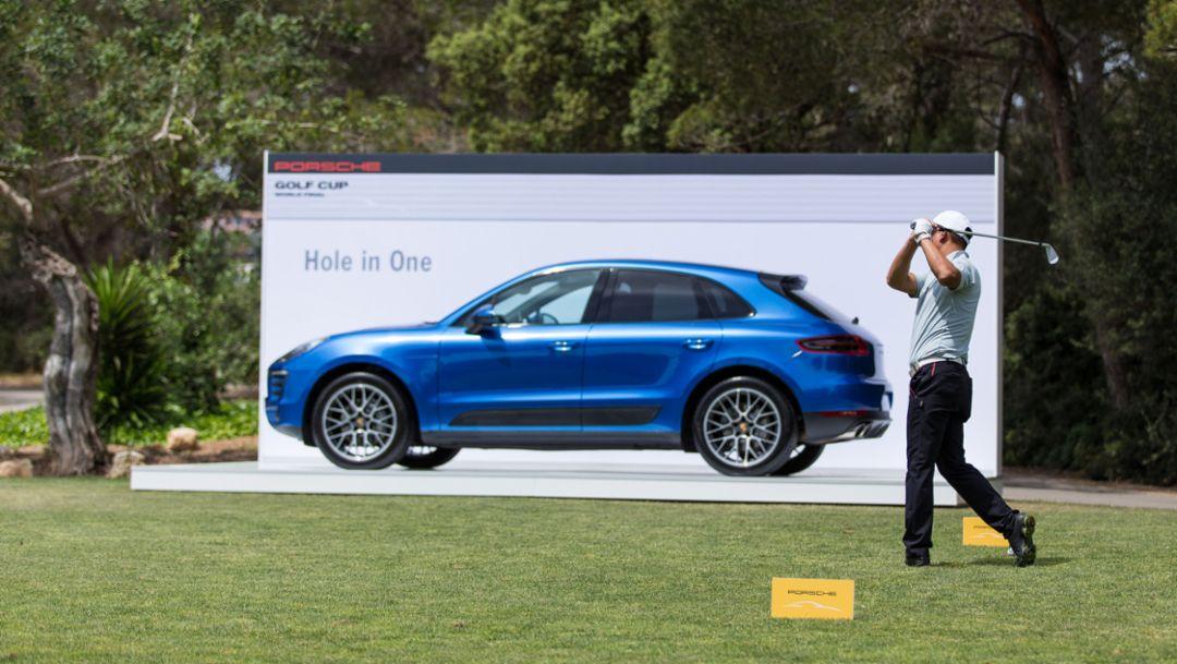 Macan S, Porsche Golf Cup World Final, Mallorca, 2015, Porsche AG