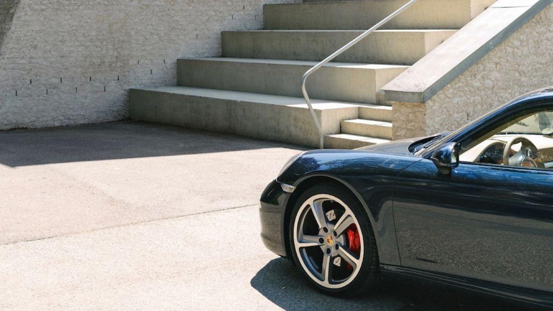 Neo Rauchs 911, 2018, Porsche AG
