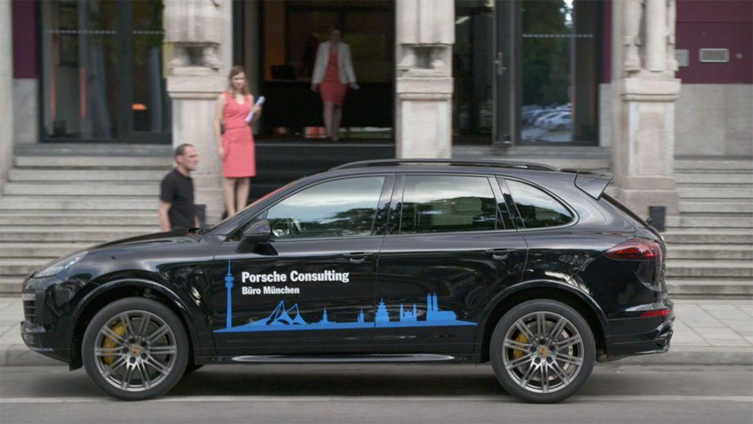 Porsche Consulting eröffnet neues Büro in München