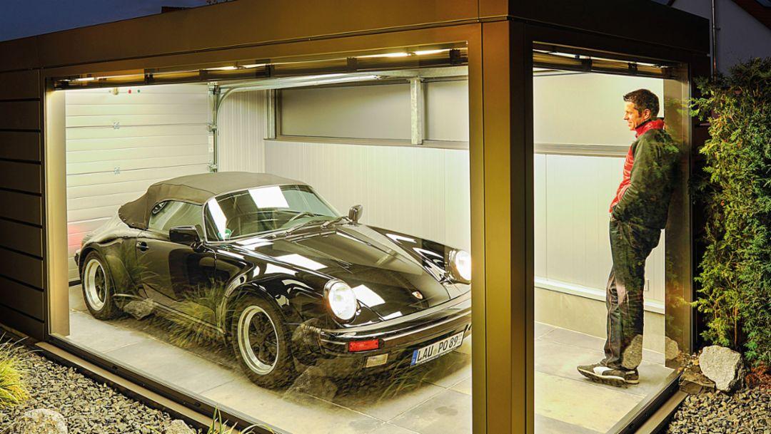 Andreas Kümmel, Porsche 911 Speedster, 2016, Porsche AG