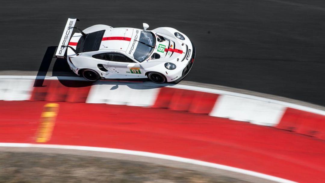 WEC: Porsche geht aus Startreihe eins in das Sechsstundenrennen in Austin