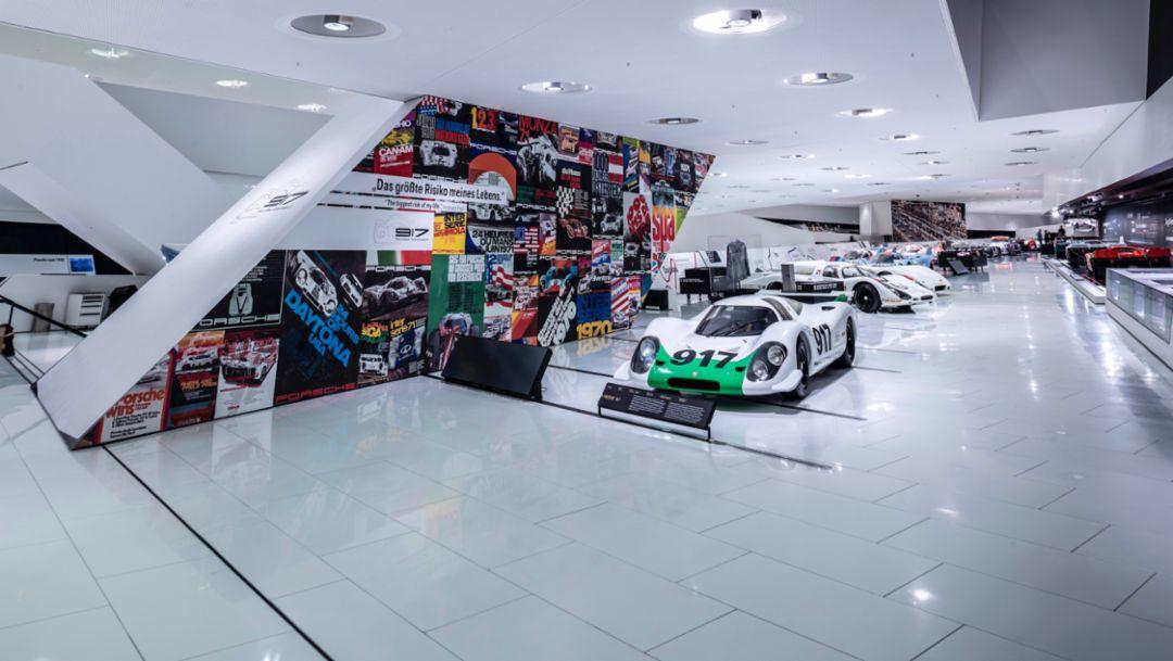 Das Porsche Museum veranstaltet Aktionstage für Menschen mit Handicap