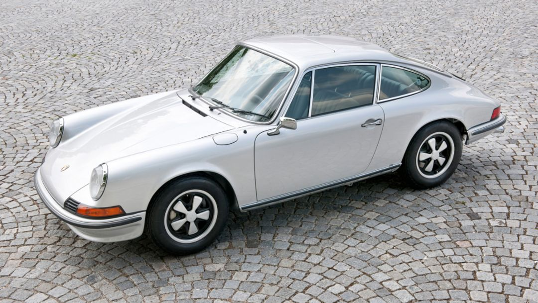 The original 911, Porsche AG