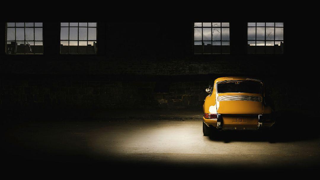 Finger weg! Schutz für klassische Porsche-Modelle
