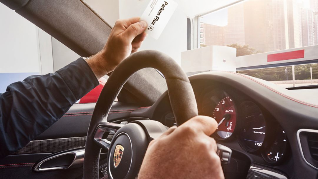 Porsche offers evopark solution