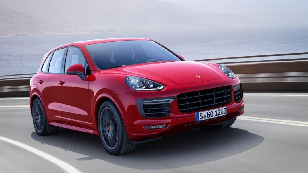 Cayenne GTS, 2015, Porsche AG