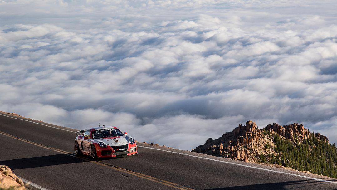 Porsche at the