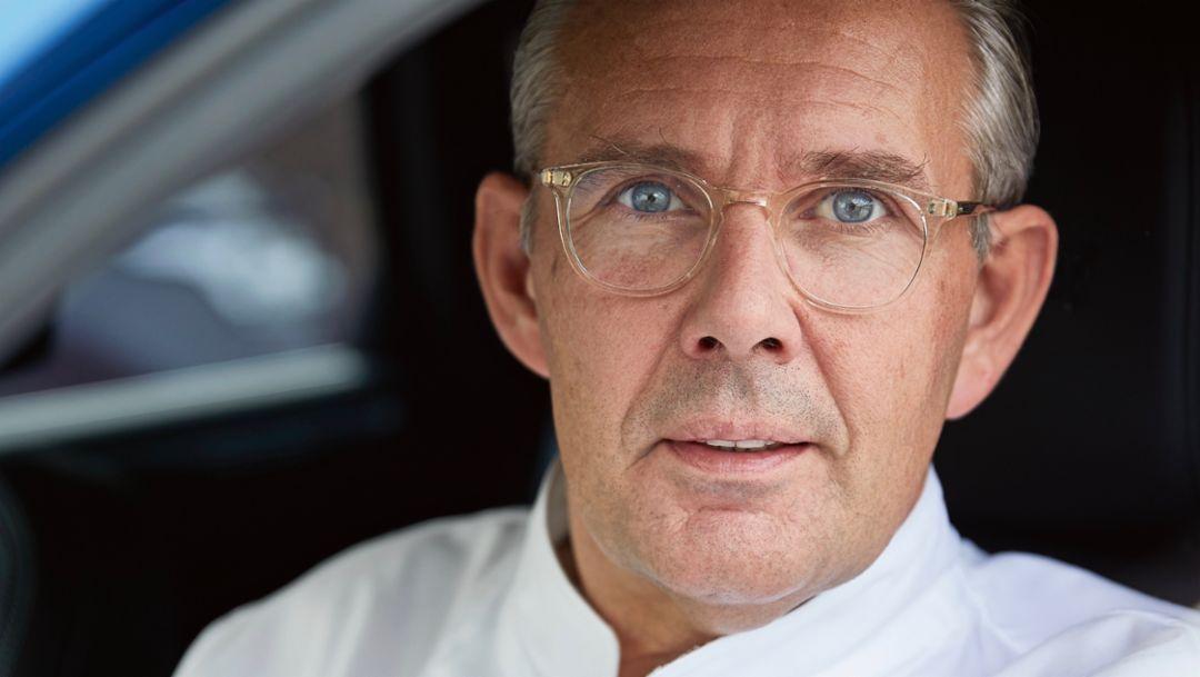 Peter Goossens, 2017, Porsche AG