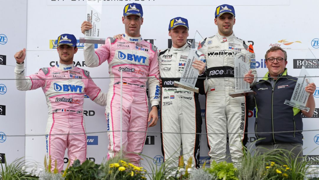 Spectacular finale: Andlauer new champion, ten Voorde claims fifth win