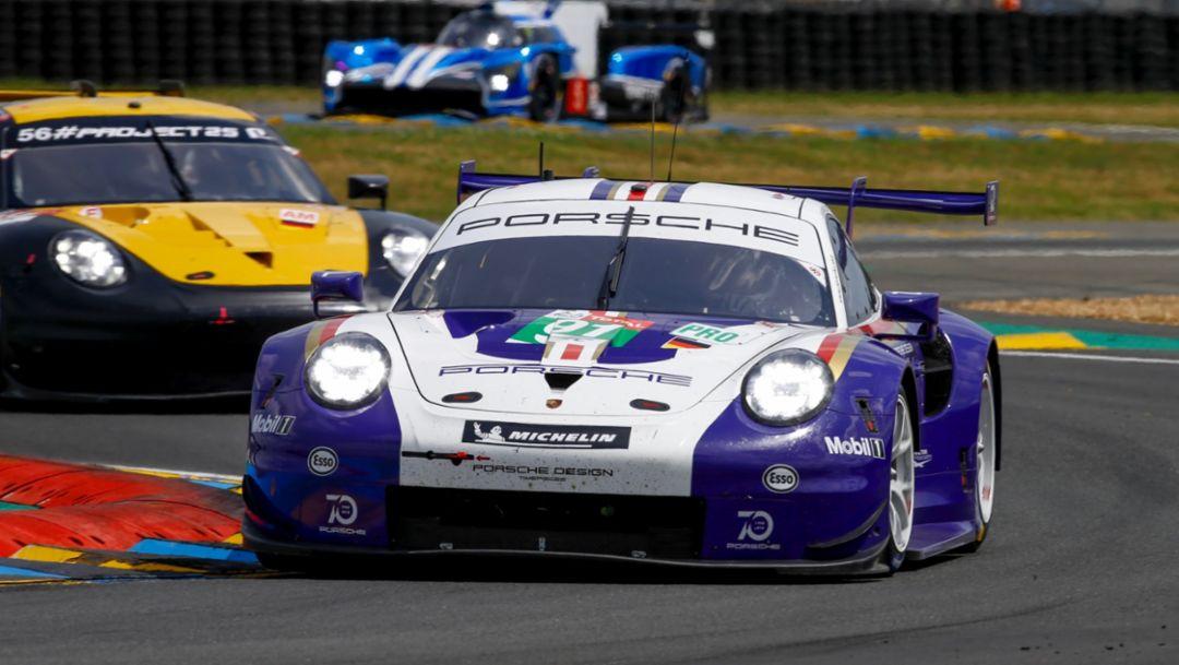 911 RSR, Porsche GT Team, Le Mans, 2018, Porsche AG
