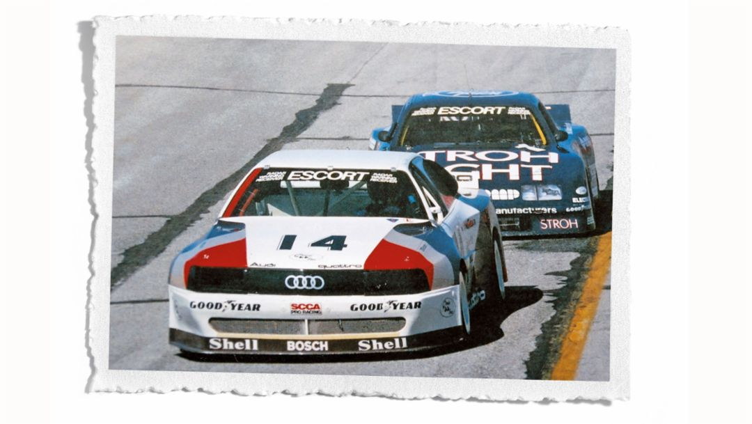 Trans-Am Series, Niagara Falls, 1988, Porsche AG