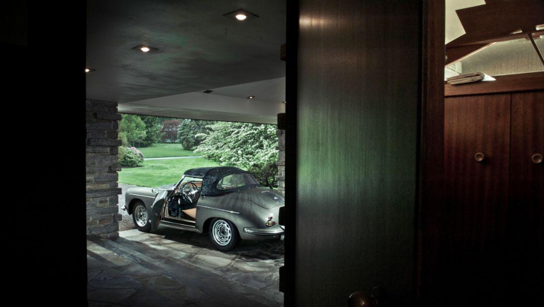 Porsche 356, Haus von Maximilian E. Hoffman, Rye, 2018, Porsche AG