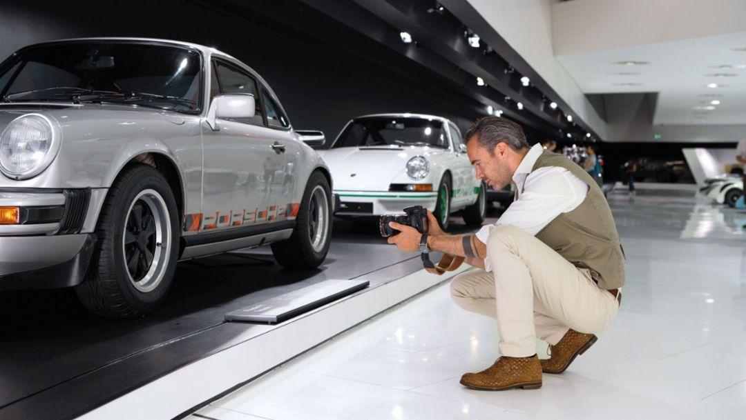 Etienne Salomé, Porsche Museum, 2019, Porsche AG