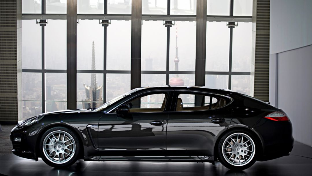 Panamera, 2009, Porsche AG