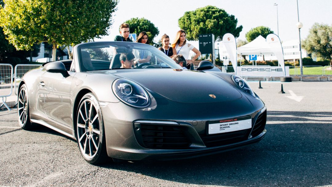 Porsche Young Driving Experience