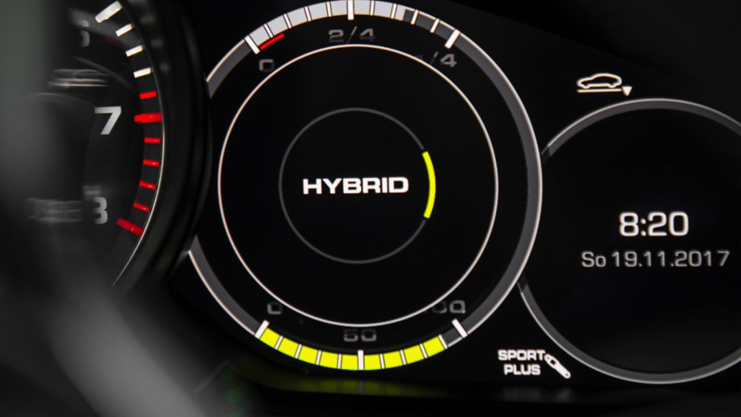 Highest level of hybrid performance: the potential of hybrid technology