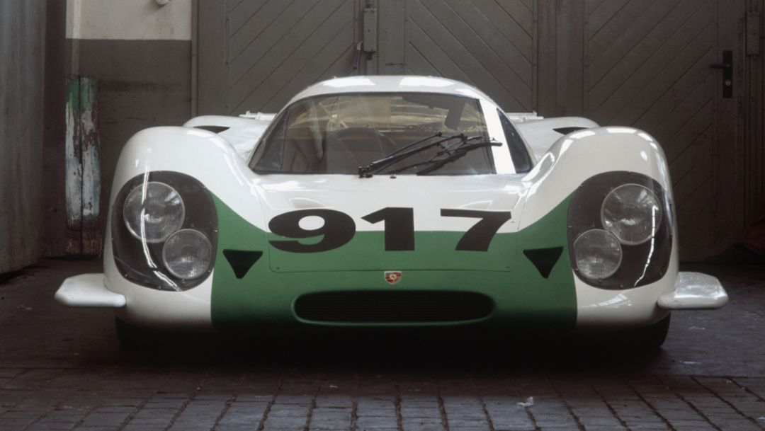 917-001, 2019, Porsche AG