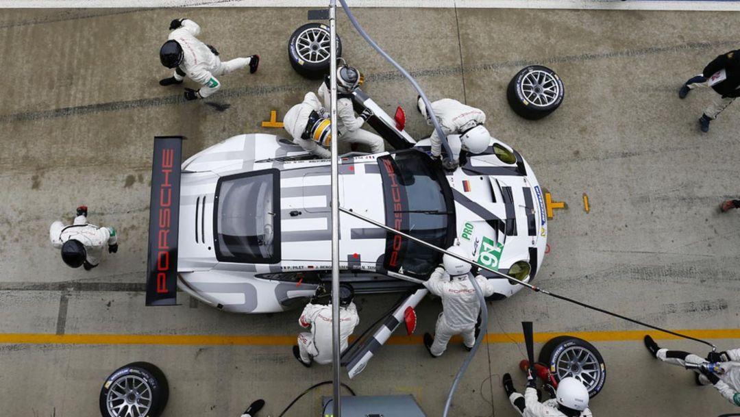 911 RSR, Silverstone, 2014, Porsche AG