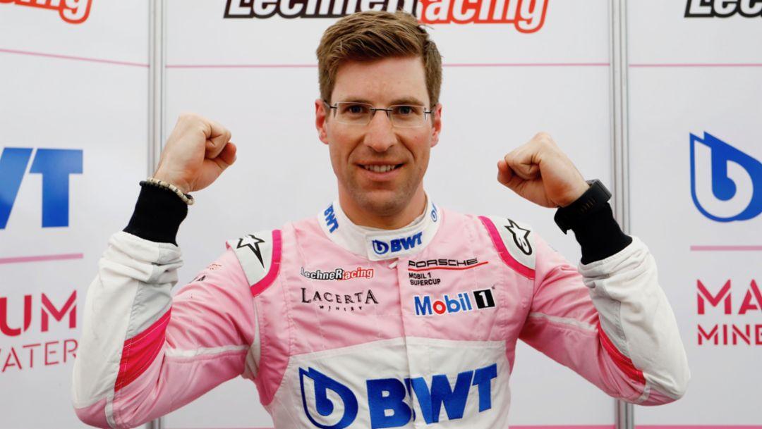 Michael Ammermüller, Porsche Mobil 1 Supercup, qualifying, Barcelona, 2018, Porsche AG