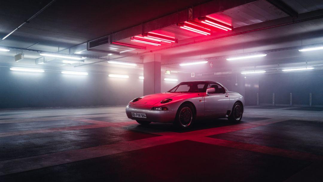 984, прототип, 2019, Porsche AG