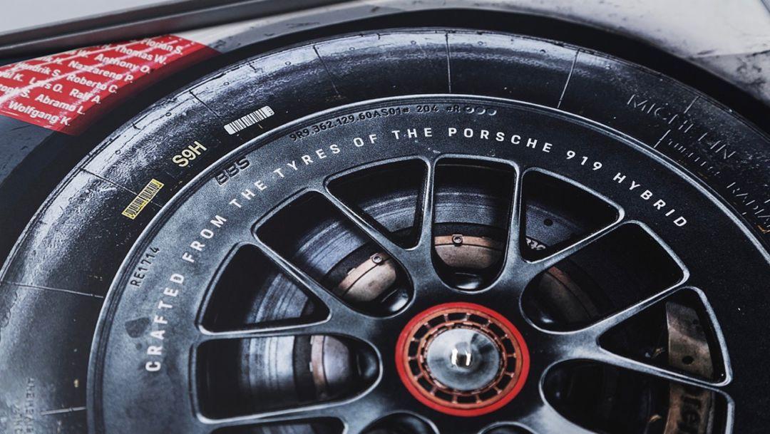 24 Minutes of Le Mans, 2019, Porsche AG