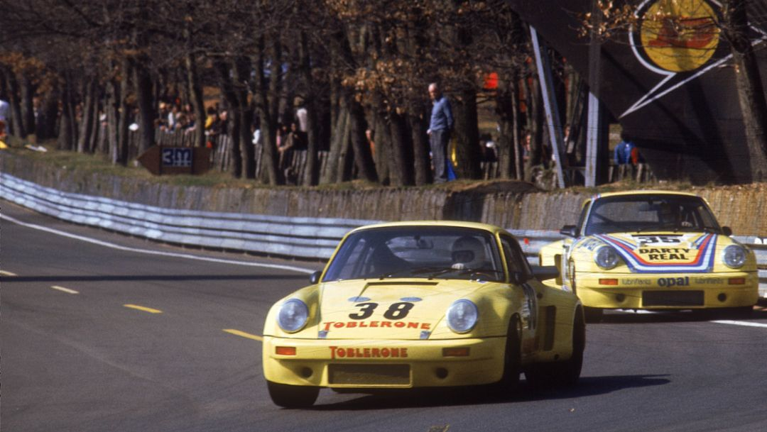 911 Carrera RSR 3.0, year of construction 1974, Porsche AG