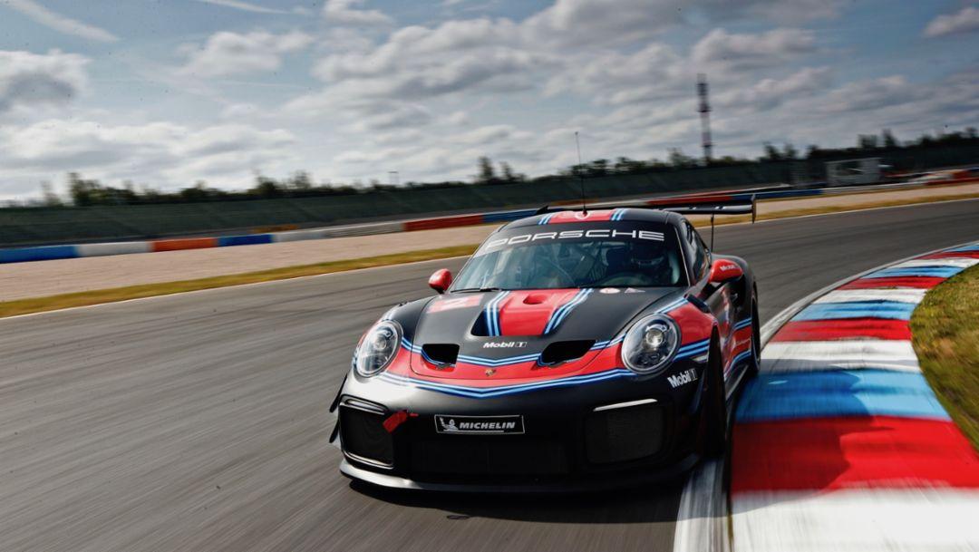 Гоночный дебют Porsche 911 GT2 RS Clubsport и Porsche 935